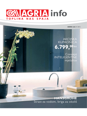 Agria info 2013 1