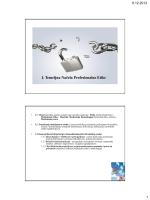 I. Temeljna Načela Profesionalne Etike
