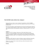 Šta CLDD BiH može učiniti za Vas u dijaspori