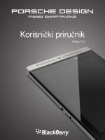 P`9982 Smartphone-Korisnički priručnik