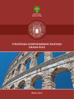 strategija gospodarskog razvoja grada pule