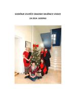 godišnje izvješće gradske knjižnice vodice za 2014. godinu