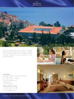 (RE)DISCOVER LIBURNIA RIVIERA HOTELS Smješten u
