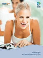 Heinzel Sales Publikacijski Papiri 2014/2015