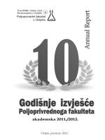 Untitled - Poljoprivredni fakultet u Osijeku