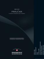 PRIRUČNIK - Swissvax.hr