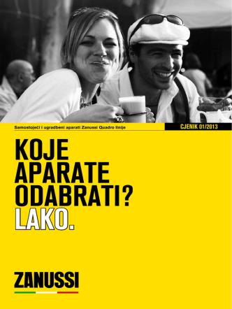 CJENIK 01/2013 - Tehno