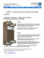 UniBraz - UNEX HEATEXCHANGER Engineering GmbH