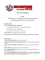 Tema: Romi na Balkanu