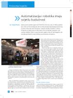 Automatizacija i robotika imaju svijetlu budućnost