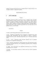 Disciplinski pravilnik HNS-a