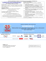 Pozivni letak - CASE konferencijski web