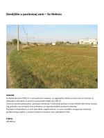 Zemljište u poslovnoj zoni – Sv Helena