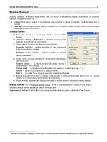 Microsoft Word 2003 (skripta – 2. dio)