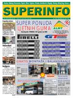 SUPER PONUDA LJETNIH GUMA