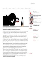 Kemijska industrija i bosanski mamurluk