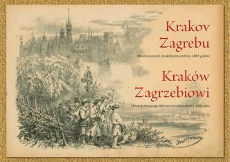 Album Krakov Zagrebu / Kraków Zagrzebiowi
