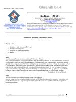 Glasnik br.4-2010
