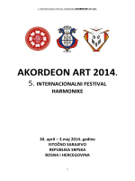 Knjižica Festivala