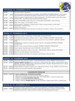 Program 19 Katarinski sajam