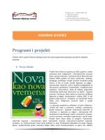 Godišnje izvješće - Nansen dijalog centar Osijek