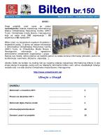 Bilten br.150 - Resursni centar civilnog društva