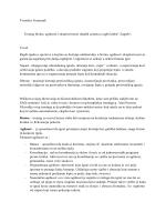 Tomislav Gomuzak Trening brzine, agilnosti i eksplozivnosti mlađih