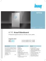 K717 Silentboard