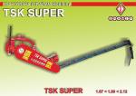 Traktorska stražnja kosilica TSK SUPER 3