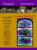 Župni listić Božić 2014. - Svetište Majke Božje Bistričke, Marija Bistrica