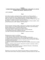 zakon o prostornom planiranu i korištenju zemljišta na nivou