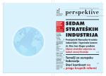 Sedam Strateških induStrija