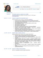 Životopis - Agencija za poljoprivredno zemljište