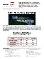 RIMSKE TERME, Slovenija