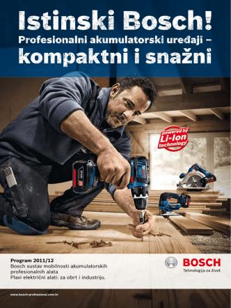 Bosch akumulatorski uređaji pdf - Dom-Tex