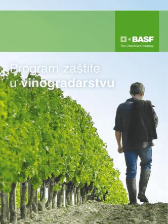 Brošura vinova loza - BASF Croatia zaštita bilja