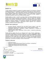 PDF – O projektu Minority 3D - Otvorena Medijska Grupacija