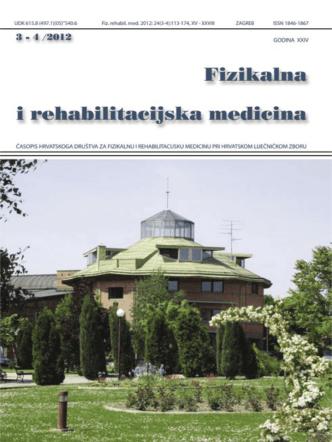 2012-3-4 - hrvatsko društvo za fizikalnu i rehabilitacijsku medicinu
