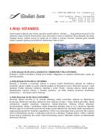 1.MAJ- ISTANBUL