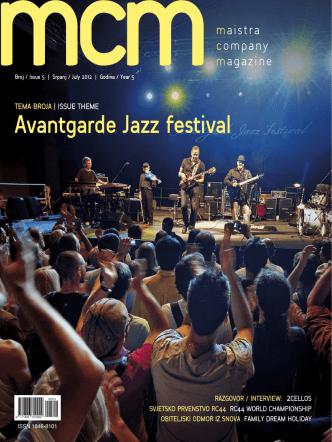 Avantgarde Jazz festival