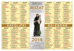 Rozat_Ka tolicki kalendar 2014.indd