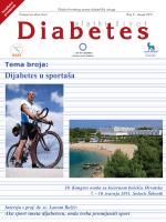 Dijabetes u sportaša - Hrvatski savez dijabetičkih udruga
