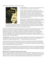 """Moringa Oleifera """"Čudesno Drvo"""" - prevenciju i"""