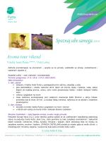 Aroma tour vikend - Lošinj Hotels & Villas