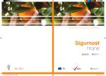 Sigurnost hrane - BIZimpact Poboljšavanje informiranosti hrvatske