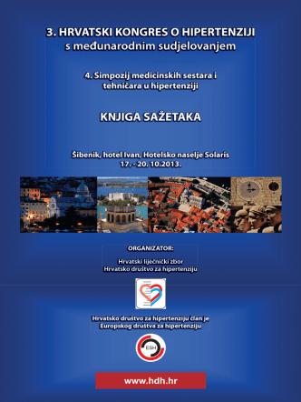 3. hrvatski kongres o hipertenziji