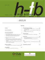 HIV bilten HTB - HIV i-Base