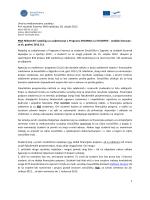 Ured za međunarodnu suradnju Prvi rezultati Erasmus SMS