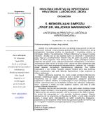 prof.dr. miljenko marinković - hrvatsko društvo za hipertenziju
