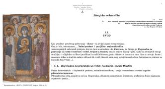 1. Sinajska enkaustika - Prof. Metka Kraigher Hozo